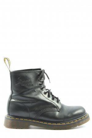 Dr. Martens Airways Stivale da deserto nero stile casual