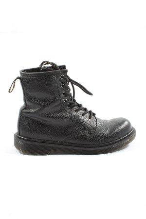 Dr. Martens Airways Bottines à lacets noir style décontracté