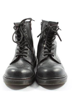 Dr. Martens Airways Schnür-Stiefeletten schwarz Casual-Look