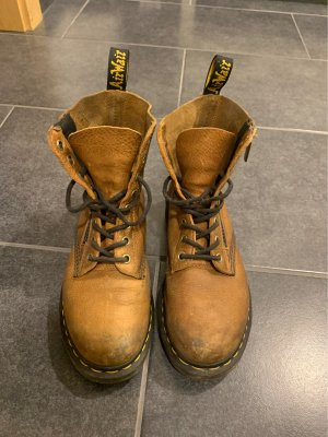 Dr. Martens Ankle Boots brown-light brown