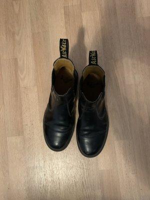 Dr. Martens Chelsea laarzen zwart