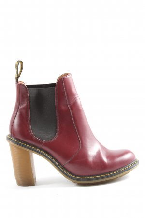 Dr. Martens Chelsea Boots mehrfarbig Casual-Look