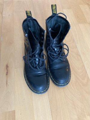 Dr. Martens Bottes à lacets noir