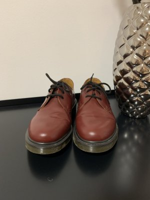 Dr. Martens in rot