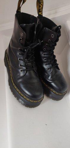 Doc Martens Desert Boots black leather