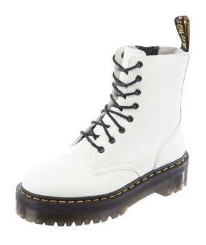 Aanrijg laarzen wit