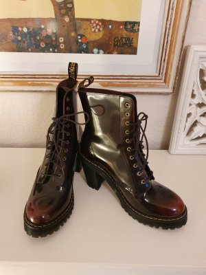 Dr.Martens Kendra Boots cherry red
