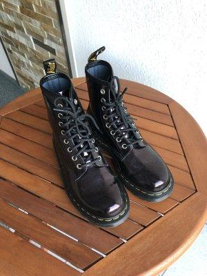 Dr. Martens Combat Boots multicolored