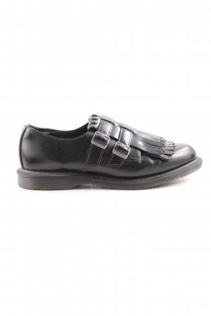 Dr. Martens Mocasines negro estilo «business»