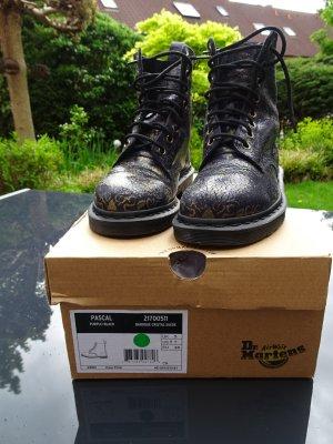 Dr.Martens Pascal Purple+Black,Boots,38