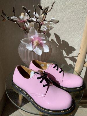 Dr. Martens pink Lackleder Gr. 39 NEU
