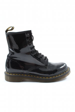 Dr. Martens Lace-up Booties black casual look