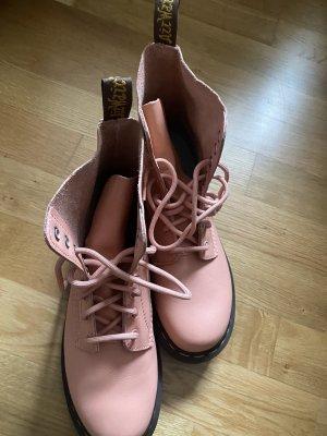 Dr.Martens Schuhe Stiefel Boots 40 rosa Leder