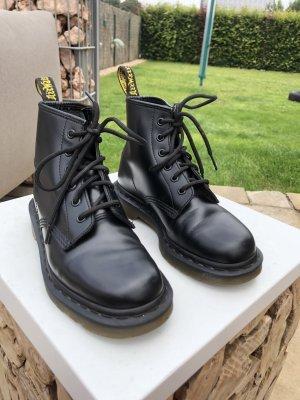 Dr. Martens Low boot noir cuir