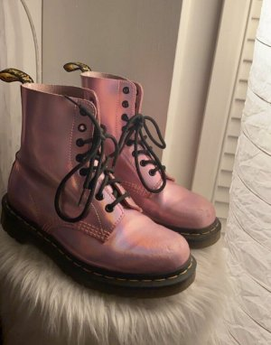 Dr. Martens Lace-up Boots multicolored