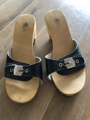 Clog Sandals black-nude