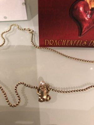 Drachenfels Design Froschkönig Halskette
