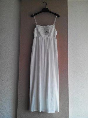 drapiertes Trägerkleid aus 100% Baumwolle, Grösse S, neu
