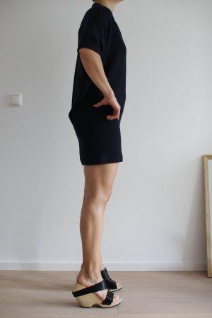 Drapiertes Wollkleid Michael Sontag