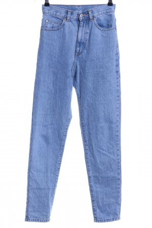 DRDENIM JEANSMAKERS Boyfriendjeans blau Casual-Look
