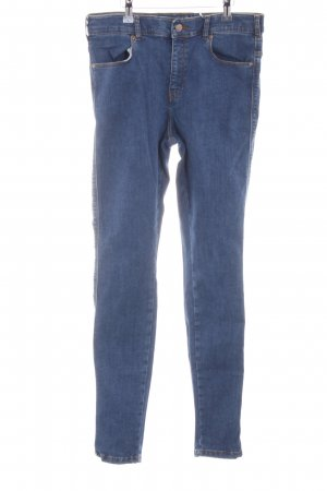 DRDENIM JEANSMAKERS Hoge taille jeans blauw casual uitstraling