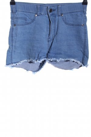DRDENIM JEANSMAKERS Jeansshorts blau Casual-Look