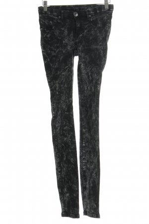 DRDENIM JEANSMAKERS Jeggings schwarz-grau Street-Fashion-Look