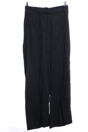 DRDENIM JEANSMAKERS Pantalone palazzo nero stile casual