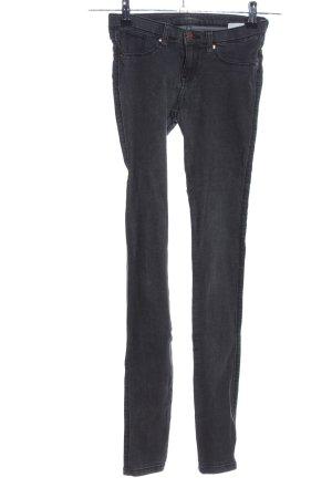 DRDENIM JEANSMAKERS Skinny Jeans hellgrau Casual-Look