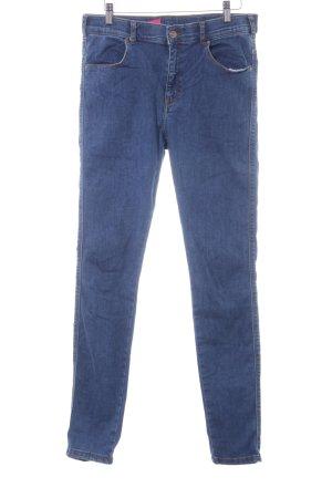DRDENIM JEANSMAKERS Skinny Jeans blau Casual-Look