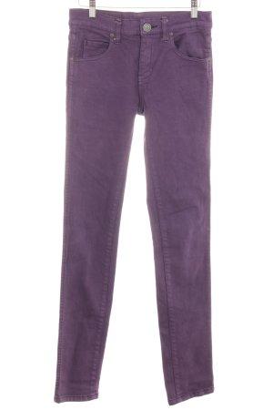 DRDENIM JEANSMAKERS Skinny Jeans blauviolett Casual-Look
