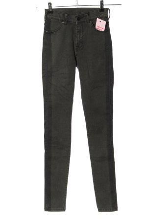 DRDENIM JEANSMAKERS Jeans skinny nero-grigio chiaro stile casual