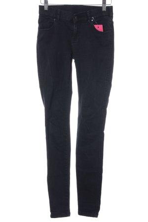 DRDENIM JEANSMAKERS Skinny Jeans schwarz Casual-Look