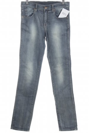DRDENIM JEANSMAKERS Straight-Leg Jeans blau Casual-Look