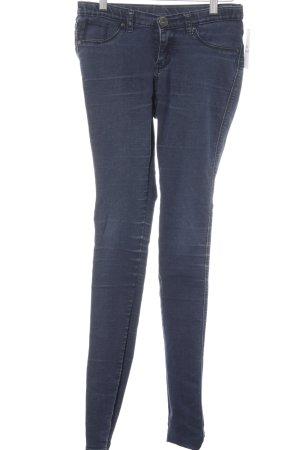 DRDENIM JEANSMAKERS Stretch Jeans blau Casual-Look