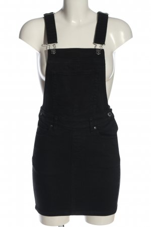 drdenim Overgooier overall rok zwart casual uitstraling