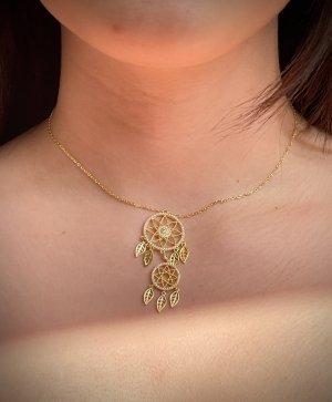 925er Silber Collana oro