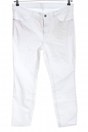 Dream Cotton 7/8 Length Jeans white casual look
