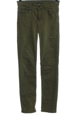 Dream Jeans Tecno by MAC High-Waist Hose khaki Casual-Look