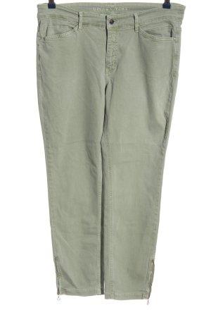 Dream Jeans Tecno by MAC High Waist Jeans khaki Casual-Look