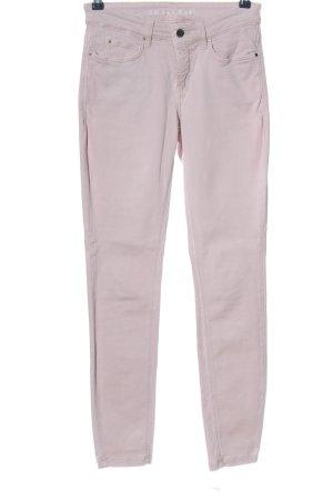 Dream Jeans Tecno by MAC Röhrenjeans hellgrau Casual-Look