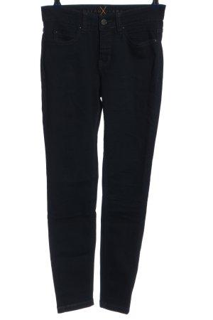 Dream Jeans Tecno by MAC Röhrenjeans blau Casual-Look