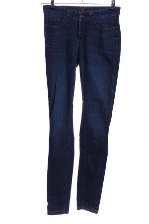 Dream Jeans Tecno by MAC Skinny Jeans blau Casual-Look