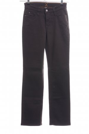Dream Jeans Tecno by MAC Straight-Leg Jeans braun Casual-Look