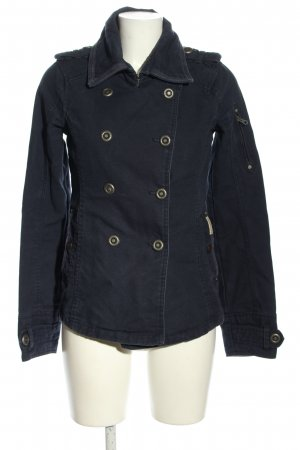DREI MASTER Naval Jacket black casual look