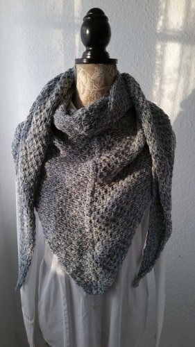Impressionen Knitted Scarf multicolored
