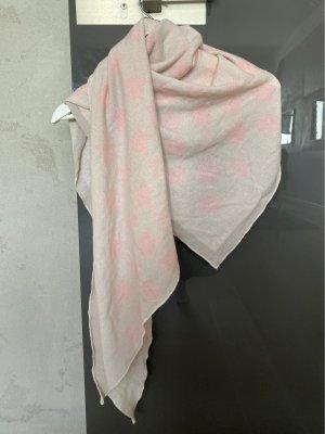 Sjaal van kasjmier veelkleurig Wol