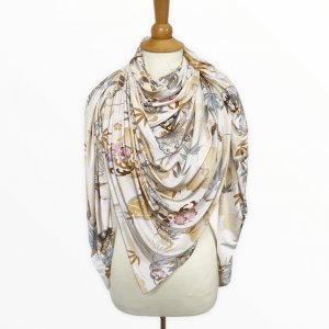 Etsy Neckerchief oatmeal