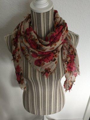 More & More Sjaal veelkleurig