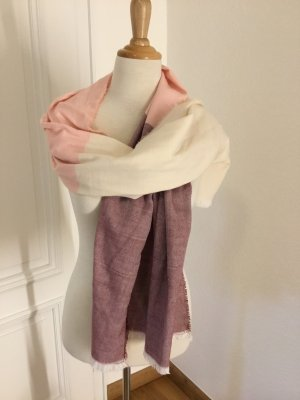 bebe Knitted Scarf multicolored
